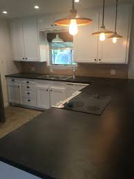 17 best images about slate countertops on pinterest home honed black slate countertops laphotos co