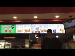cuisine tv menut mcdonalds tv menu