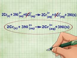 how to write a net ionic equation 10 steps with pictures