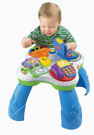 infant activity table toy etikids what should we play with for infants ages 4 6 months