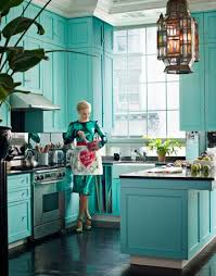 design my heart out color in the kitchen 9 colorful kitchen cabinets