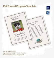 Where To Print Funeral Programs Funeral Program Template 16 Word Psd Document Download Free