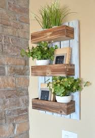 Mason Jar Wall Planter by Stylish Wall Planters You Can Buy Or Make Yourself