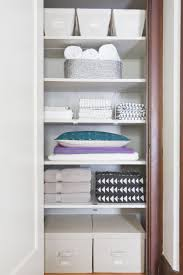 decorative organize your linen closet roselawnlutheran