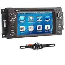 touch screen radio for dodge charger amazon com lightinthebox 6 2 inch for jeep commander