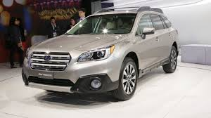 subaru outback 2016 redesign 2015 subaru outback legacy preview consumer reports youtube