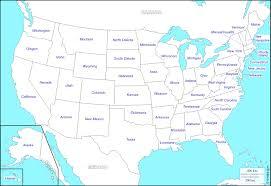 usa map with alaska and hawaii us map including hawaii map of usa