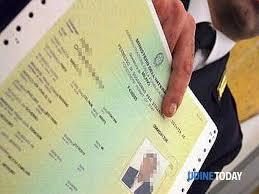 permesso di soggiorno stranieri falsi contratti di lavoro per il permesso di soggiorno a udine