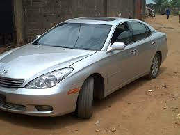 lexus cars for sale a tokunbo toyota lexus es 330 car for sale 2003 model autos