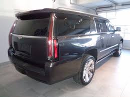 cadillac escalade 2016 2016 used cadillac escalade esv 4wd platinum at banks chevrolet