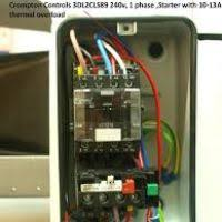 crompton contactor wiring diagram page 6 yondo tech