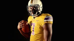 lsu honors multiple eras with cool throwback unis ncaa football