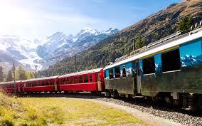 Trains In America The World U0027s Most Scenic Train Rides Travel Leisure