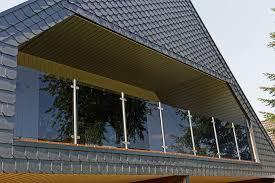 balkon edelstahlgel nder balkongeländer mit glas komplette bausätze geländerladen de