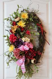436 best spring summer wreaths swags images on pinterest