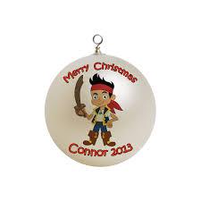 personalized jake the pirate ornament custom gift ebay