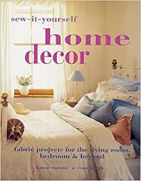 sew it yourself home decor fabric projects for the living room