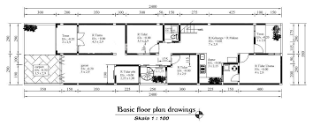 Minimalist Floor Plan Minimalist House Design From The Drawing Up Plans
