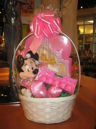 minnie mouse easter baskets create your own easter basket at the walt disney world resort
