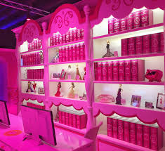 life in plastic is fantastic at the barbie dreamhouse