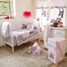 Pink Monkey Crib Bedding Pink Monkey Crib Bedding Collection Superb Baby Monkey Crib