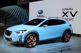 subaru xv crosstrek desert khaki 2018 subaru xv crosstrek concept hybrid http www