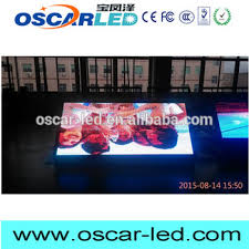 plastic indoor display screen can play english movies