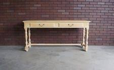 Cottage Sofa Table Living Room Cottage Console Tables Ebay