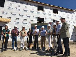 governor bullock celebrates groundbreaking of 35 affordable homes