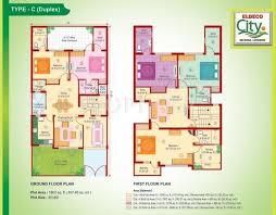 eldeco city in aliganj lucknow price location map floor plan