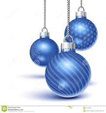 blue ornaments stock photo image 15702930