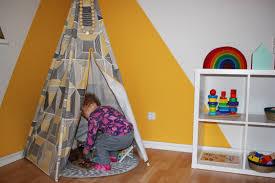 diy kinderzimmer diy tipi für s kinderzimmer munchkins happy place