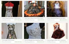 inexpensive camo wedding dresses for sale