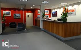 Timber Reception Desk Stylish Reception Furniture At Affordable Prices Ic Corporate