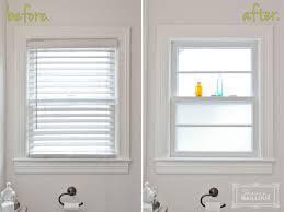 Ideas For Bathroom Window Treatments Bathroom Windows Free Home Decor Oklahomavstcu Us