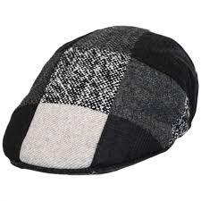 Patchwork Cap - stefeno patchwork wool ascot cap ascot caps