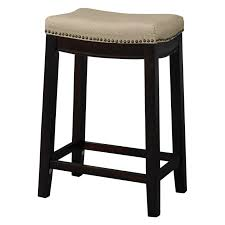 Linon Home Decor Bar Stools by Linon Corey 30 In Bar Stool Udder Madness Brown Hayneedle