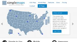 usa map javascript 193 best interactive html5 maps images on maps real