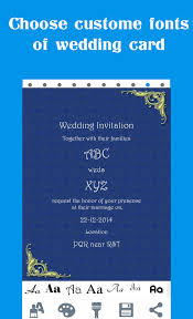 invitation maker online wedding card maker android apps on play