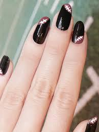 super bowl u2013inspired nails vogue