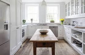 cuisine en u idee cuisine en u plan de travail cuisine en bois la cuisine en u