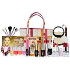 bridal makeup set adbeni bridal makeup combo set of 23 make up kits homeshop18