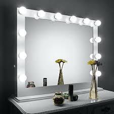 Square Vanity Mirror Large Magnifying Makeup Mirror With Lights Vanity Mirror With