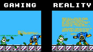 Mega Man Memes - megaman weapons gaming and reality airman by airwolf animatronic