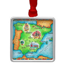 spain ornaments keepsake ornaments zazzle