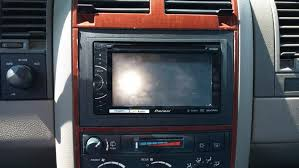 2006 dodge durango accessories durango radio options