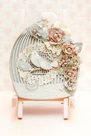 Shabby Chic Bird Cages by Altered Bird Cage Paperblog