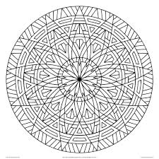 free geometric coloring pages for adults fablesfromthefriends com