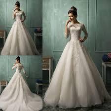 wedding dresses for sale online 2016 lace amelia sposa wedding dresses for sale online sheer crew