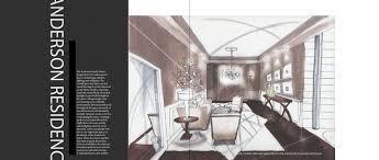 interior design ppt presentation portfolio for job interview pdf